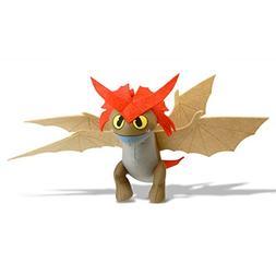 "Dreamworks Dragons Action Dragon 8"" Plush Cloudjumper Action"