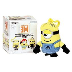 "Adorable Easy Care Fun Despicable Me 3 Mystery Minion 3"" Plu"
