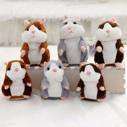 Adorable Interesting Speak Talking Record Hamster Mouse Plus