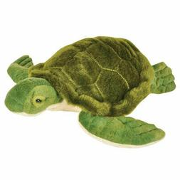 Adventure Planet Plush Animal Den - SEA TURTLE  - New Stuffe