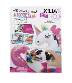 Alex D.I.Y. Tie Dye Unicorn Plush Toy Great Gift or Hobby Ar