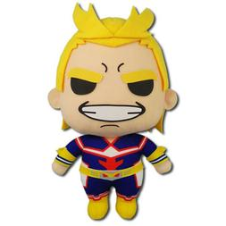 """My Hero Academia All Might 8"""" Plush Toy Official Licensed GE"""