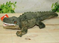 Wild Republic ALLIGATOR Plush Cuddlekins Stuffed Animal Rept