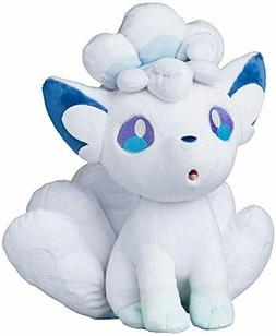 "Alola Vulpix 8"" Doll Sun Moon Pokemon Alolan Animal Stuffed"