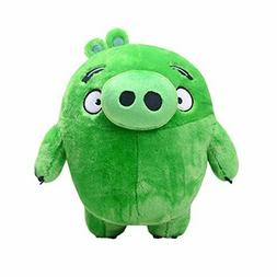 Angry Birds Green Pigs Plush Stuffed Dolls Cartoon Animal To