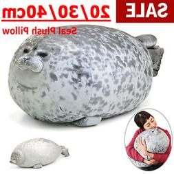 Angry Seal Pillow Plush Seal Cute Animal Toy Seal Pillow Gia