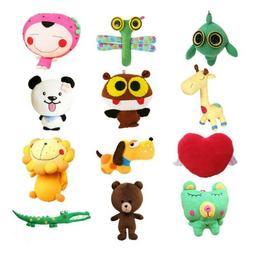 Animal Plush Stuffed Toy Making Kit Sewing Craft for Arts Cr