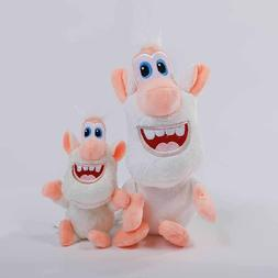 Anime Cartoon Small Withe Pig Brownie Buba Booba Plush Soft