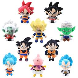 Anime Dragon Ball Z <font><b>Plush</b></font> <font><b>Toy</