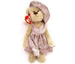 TY Attic Treasures ~ Darlene the Bear ~1993~ Mint Tags ~Join