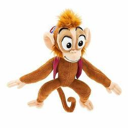 "Disney Authentic Aladdin - Abu Monkey Plush Toy Doll 12"" Cos"