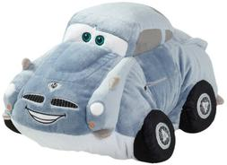 "Pillow Pets Authentic Disney Cars 18"" Finn McMissile, Foldin"
