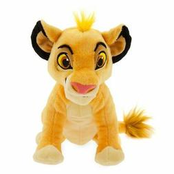 authentic simba plush toy doll 7 h