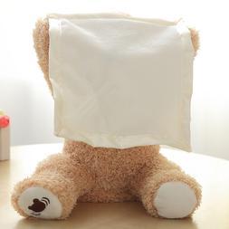 Azoo 30cm Peek a Boo <font><b>Teddy</b></font> <font><b>Bear