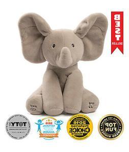 Baby Animated - Flappy The Elephant - Plush Toy