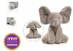 GUND Baby Animated - Flappy The Elephant - Plush Toy - Sing