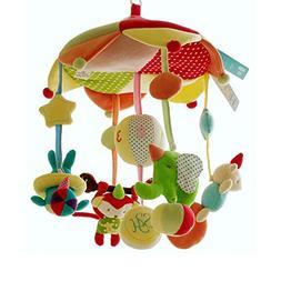 SHILOH Baby Crib Decoration 60 tunes Lullabies Pllush Musica
