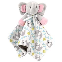 Zooawa Baby Soothing Toy, Soft Stuffed Toys Bandana Plush An