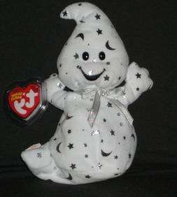 TY Beanie Baby - VANISH the Ghost