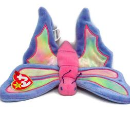 beanie babies flitter butterfly stuffed