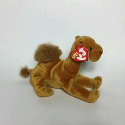 Ty Beanie Baby 2000 Niles The Camel Retired Plush Toy MWMT