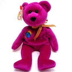 Ty Beanie Baby ~ MILLENNIUM the Bear  1999~Mint Tags~Plush T