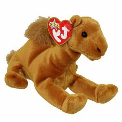 TY Beanie Baby - NILES the Camel  - MWMT's Stuffed Animal To