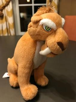 TY Beanie Baby Plush Diego Ice Age Saber Tooth Tiger Stuffed