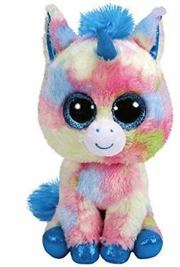 "Ty Beanie Boos Blitz the Unicorn 6"" MWMT IN HAND Plush Toy"