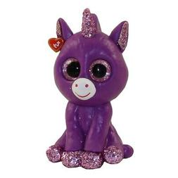 TY Beanie Boos - Mini Boo Figures Series 3 - AMETHYST the Pu