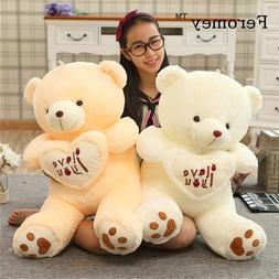 Big Size I Love You <font><b>Teddy</b></font> <font><b>Bear<