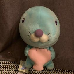 "FuRyu Bono Bono Chan Seal Clam Plush 12"" Japan Stuffed Toy B"