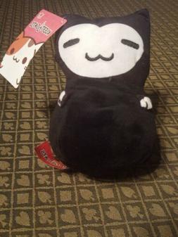 "Brand New! Kleptocats Mime 6"" Plush Cat Stuffed Animal Toy B"