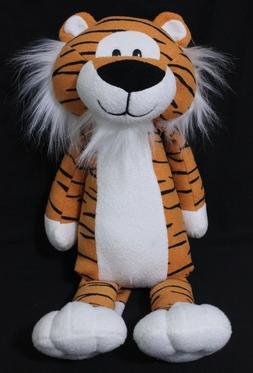 Path13 Calvin Hobbes Plush Tiger Striped Stuffed Animal Toy