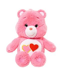 Just Play Care Bear Medium Plush  Love A Lot Plush