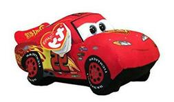 Ty Cars 3 Lightning McQueen Plush Toy