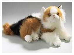 Cat, Calico, 12 inches, 30cm, Plush Toy, Soft Toy, Stuffed A