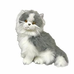 "Bocchetta Plush Toys Cat Kitten Missy Stuffed Animal Toy 13"""