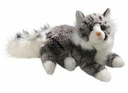 Cat, Maine Coon, 12 inches, 30cm, Plush Toy, Soft Toy, Stuff