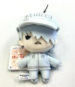 Cells at Work Mascot Small Plush Toy Doll Angels Style White