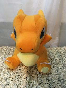 "Charizard Pokemon Banpresto Plush 10"" Toy Doll Japan Claw Ma"