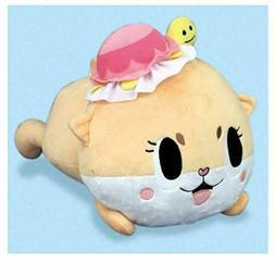Chiitan Nekorobi BIG Plush Doll Stuffed Toy FURYU 35cm w/ Tr