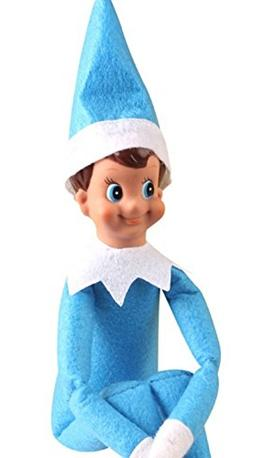 Plushkids Christmas Birthday Novelty Elf Plush Dolls On The