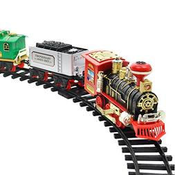 Christmas Gift,Remote Control Conveyance Car Electric Steam