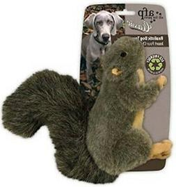 All For Paws CLASSIC SQUIRREL Dog Toy Realistic Squeaker SMA