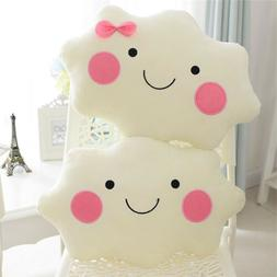 Cloud Cushion Pillow Stuffed Plush Toys Sofa Back Home Decor