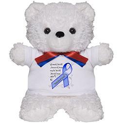CafePress - Colon Cancer Survivor - Teddy Bear, Plush Stuffe