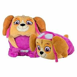 Comfy Critters Paw Patrol Cartoon Character Hooded Blanket t