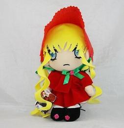 "Cool Red Rozen Maiden ""Shinku"" 12'' Plush Lovely Toy Stuffed"