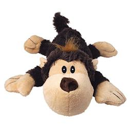 KONG Spunky Monkey Cozie Dog Toy, Small